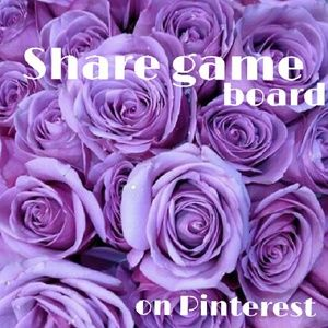 Other - Share game board on Pinterest